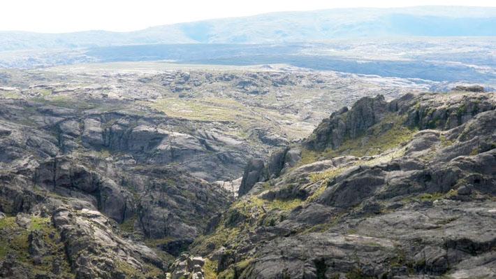 Cerro los Gigantes - Turismo en Tanti, Córdoba - Terrazas de Tanti.